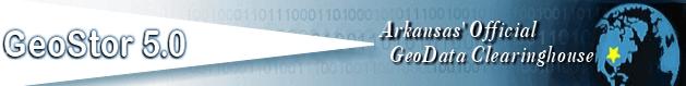 GeoStor 5.0 Banner that links to GeoStor website.