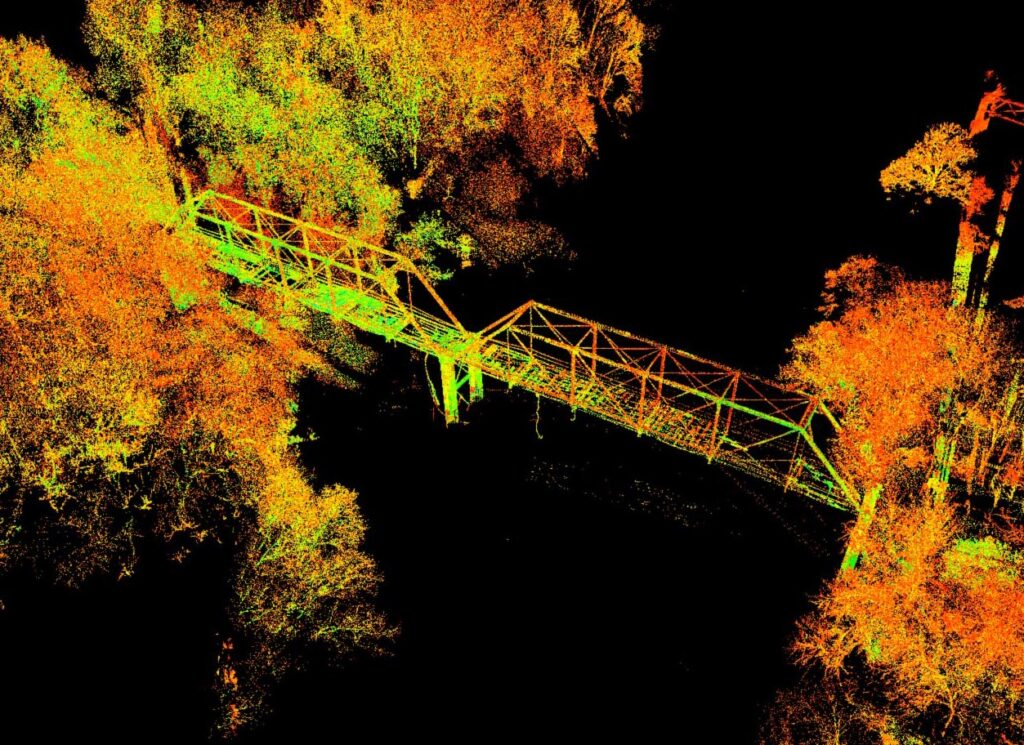 Bridge Scan Image