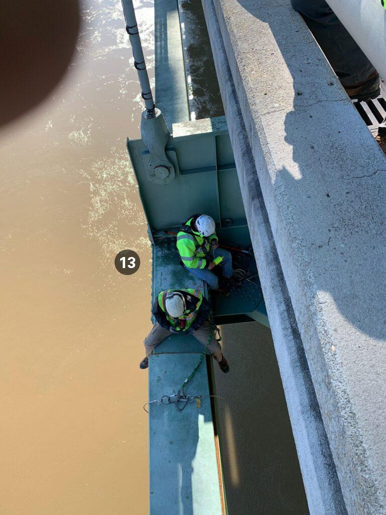 Working on Bridge